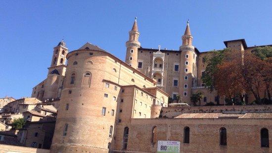 Photo1 Jpg Foto Di La Terrazza Del Duca Urbino Tripadvisor