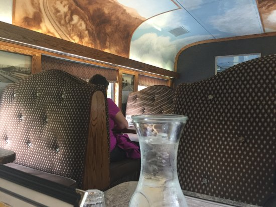 Conway Scenic Railroad: Hattie Mae Dining Car