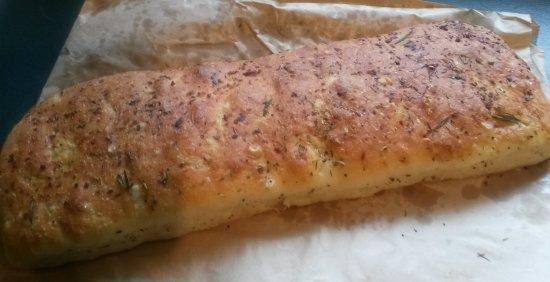 Pukekohe, Selandia Baru: great selection of breads