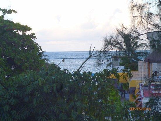 Hotel el Moro: Sea view from room 14 balcony