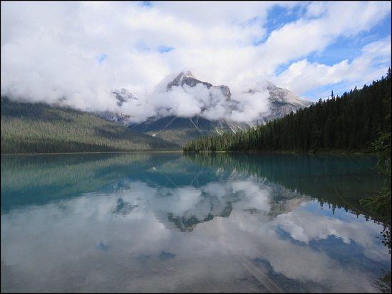 Yoho National Park, Kanada: Emerald Lake