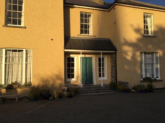 Listowel, Irlandia: Entrance to Gurtenard House
