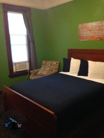 Butte, Μοντάνα: 2nd Bedroom in Kelley Suite