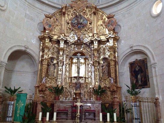 Gereja Santiago Apostol
