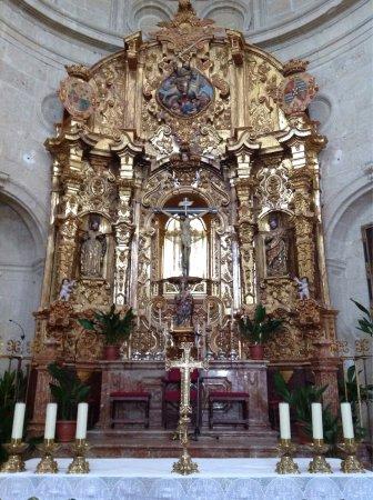 Iznajar, إسبانيا: Interior