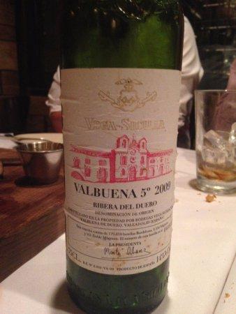 Barcelona: Excellent wine!