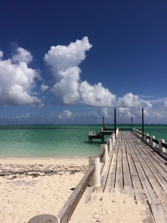 North Caicos: Beautufil