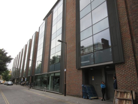 Picture of travelodge london waterloo hotel for Hotels waterloo