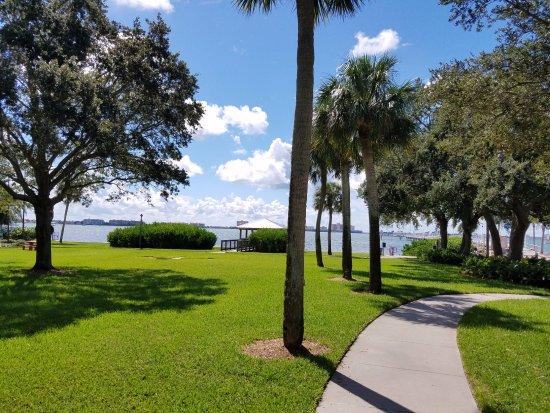 Gulfport, FL: A Veteran's Park.