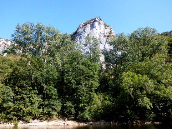Saint-Antonin Noble Val, Frankrijk: paysage