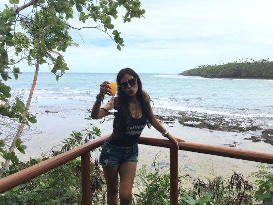 Namale the Fiji Islands Resort & Spa: Mimosas at breakfast!