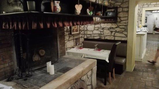 Krsan, كرواتيا: la sala interna