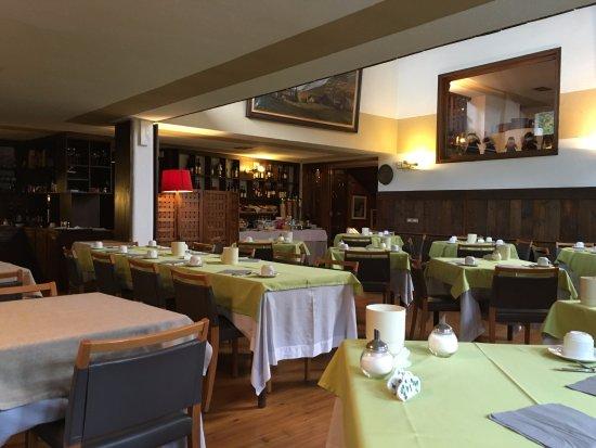 Hotel Pilier d'Angle: Pilier d'Angle - scorcio sala da pranzo