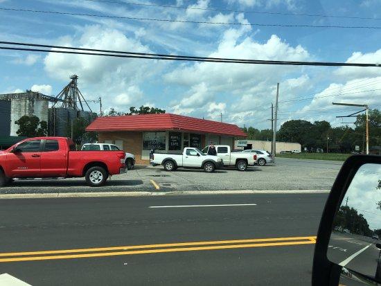 Lumberton, Kuzey Carolina: Jeff's Corner Cafe