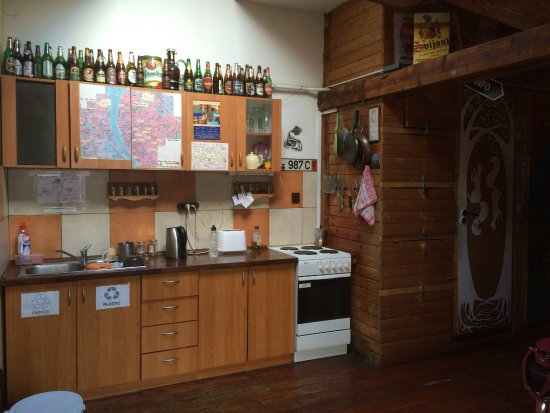 The Loft Hostel Budapest: Cuisine commune