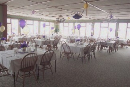 Bruce Peninsula, Canadá: Sits 250 persons, waterview