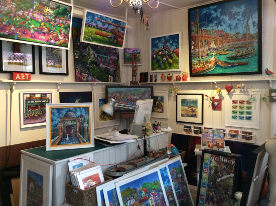 Ramsgate, UK: Inside 1