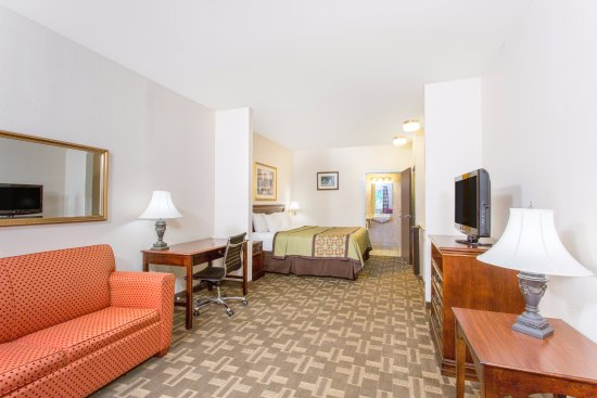 Lexington, Kuzey Carolina: Ada King Suite