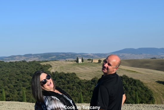 Montefollonico, Italia: On the road with Cook in Tuscany