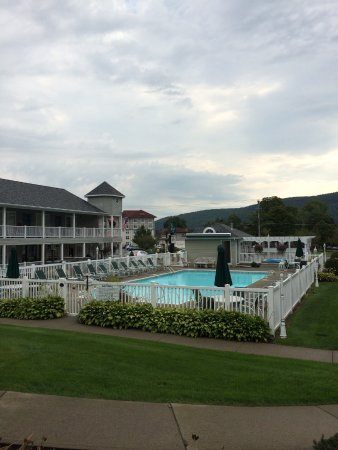 Quality Inn Lake George : Beautiful pool
