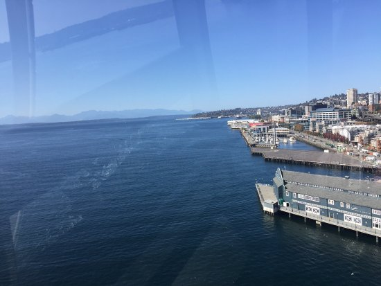 Views from the Seattle Great Wheel