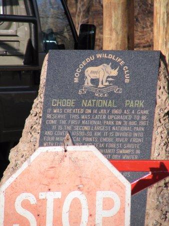 Elephant Valley Lodge: CHOBE NATIONAL PARK