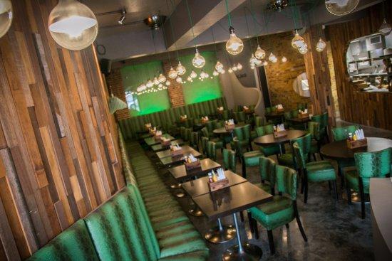 Bishops Stortford, UK: Main Restaurant