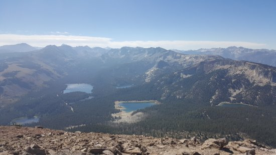Mammoth Crest Trail : Mammoth Lakes