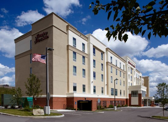 Hampton Inn & Suites Pittsburgh Airport South - Settlers Ridge