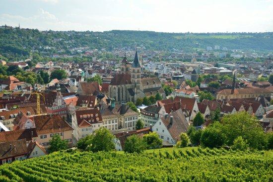Aussicht Bild Von Esslinger Burg Esslingen Am Neckar Tripadvisor