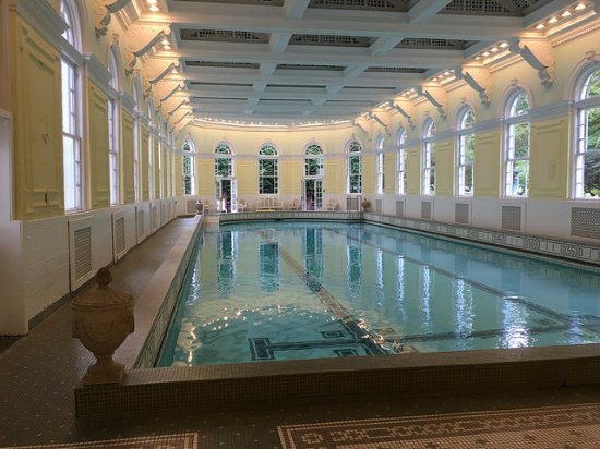 Hot Springs, VA: The Main Pool