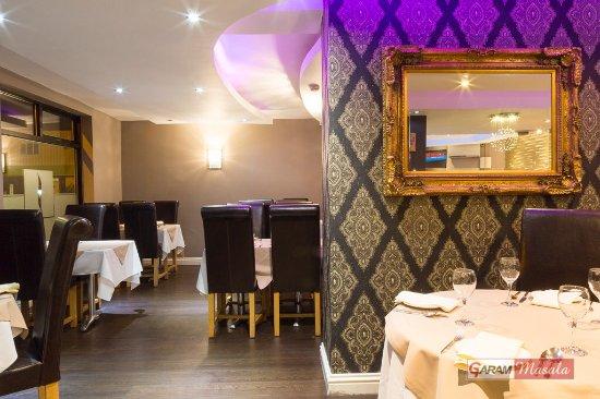 Cannock, UK: Restaurant