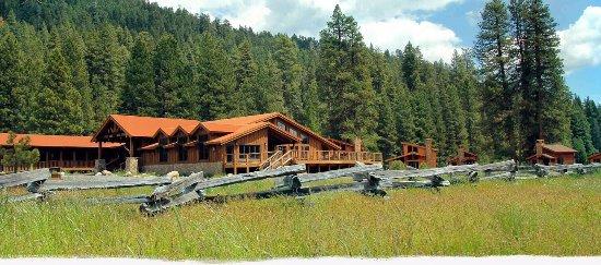 Mill Creek, Kalifornien: Lodge/restaurant/bar