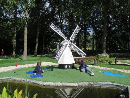 Minigolf Amstelpark