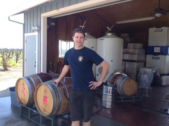Lodi, CA: The Wine Maker!