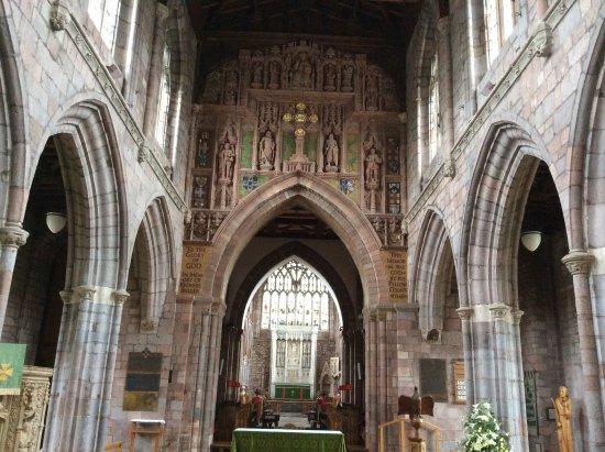 Crediton Parish Church
