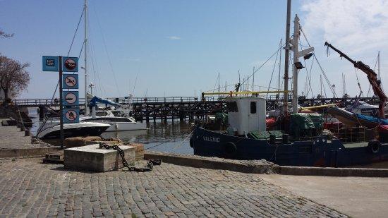 Latarnia Morska Colonia del Sacramento: Puerto de Colonia