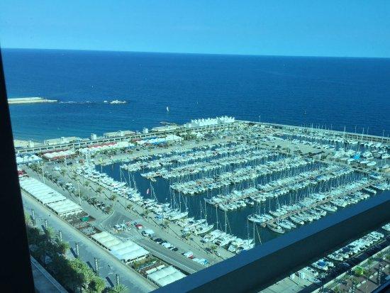 Hotel Arts Barcelona: Ocean & marina