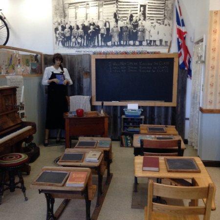 Grand Forks, Canada: Doukhobor Classroom