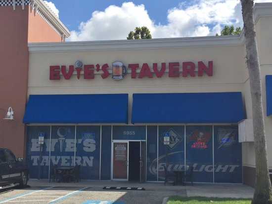 evies tavern Evie's tavern on main st visit website 1560 main st sarasota, fl 34236 get directions (941) 366-7711 email.