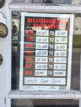Seagrape Market & Cafe Business Hours - Palmetto FL
