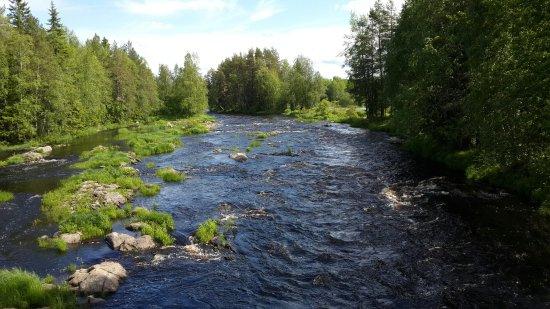 Paisajes de Oulu y alrededores