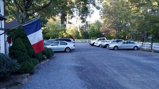 Great Falls, VA: Parking Lot