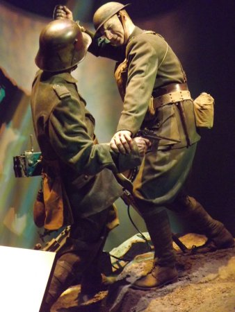 Triangle, VA: Hand to Hand Combat Models of WW2