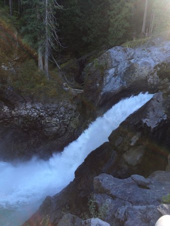 Pemberton, Kanada: 2nd section of Nairn Falls