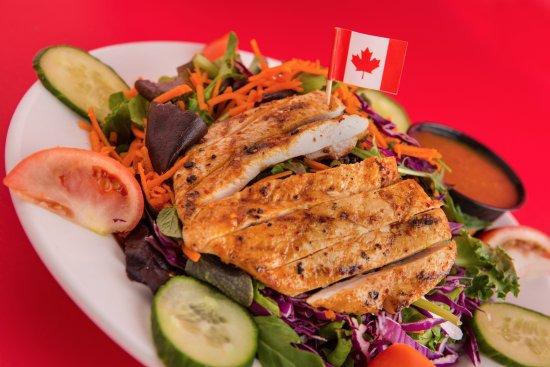 Abbotsford, Canadá: Salad