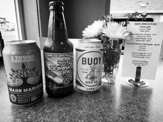 Garibaldi, Oregón: Variety of Oregon Beers