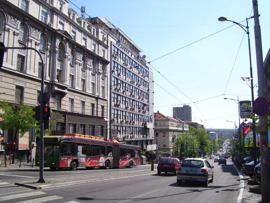 Belgrado serbia foto di belgrado serbia tripadvisor for Hotel belgrado