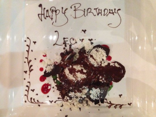 Skillet At 163 Texture Of Chocolate With Birthday Wishes A Must Try Dessert In