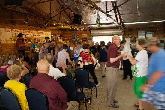 Spruce Pine, NC: Dancing up a storm